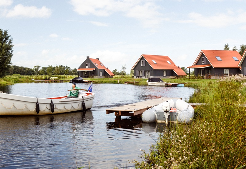 Ronde Tafel Sneek.Rcn De Potten Vakantiepark In Friesland Sneek