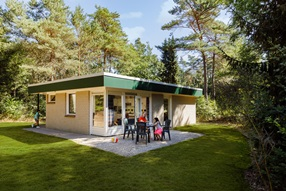 Wheelchair accessible bungalow Pluto