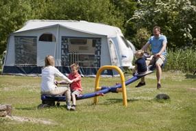 Comfort kampeerplaats RCN de Schotsman