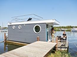 Hausboot Boothuis Zeewolde