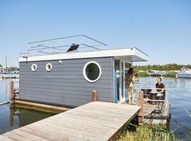 Houseboat Boothuis Zeewolde