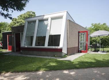 Rolstoeltoegankelijke bungalow Flakkee
