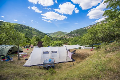 RCN Val de Cantobre | Kampeerplaats