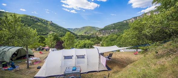 RCN Val de Cantobre | Camping pitch