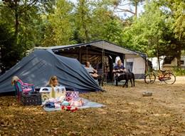 RCN de Jagerstee | Comfort plus kampeerplaats