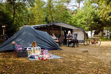 RCN de Jagerstee | Komfortstellplatz+