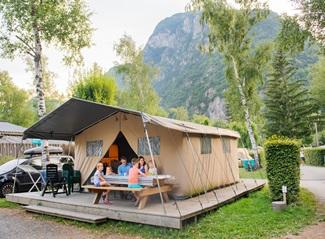 Safari tent Verney