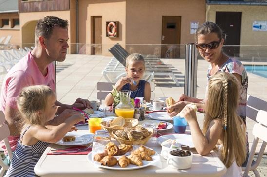 Ontbijt en Half pension