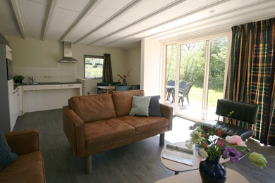 Rolstoeltoegankelijke bungalow de Dobbe