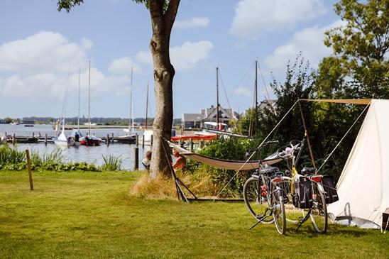 Kamperen meivakantie in Nederland