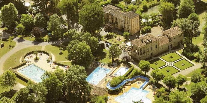 Vakantiepark in de Dordogne