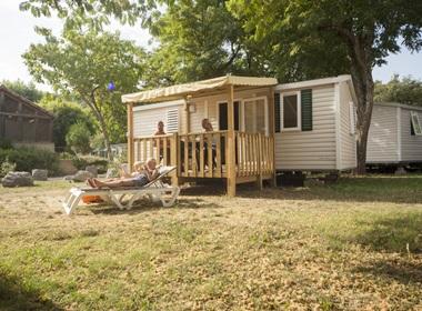 Mobile home Pêcher