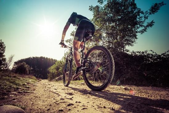 Waarom fietsen gezond is ....