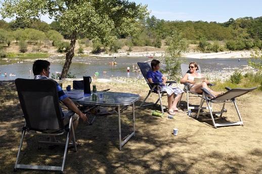 RCN-la Bastide en Ardeche-ontspanning-kamperen