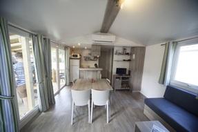 6LBV+3XXL - Extra luxe 6-persoons stacaravan op RCN la Bastide en Ardèche