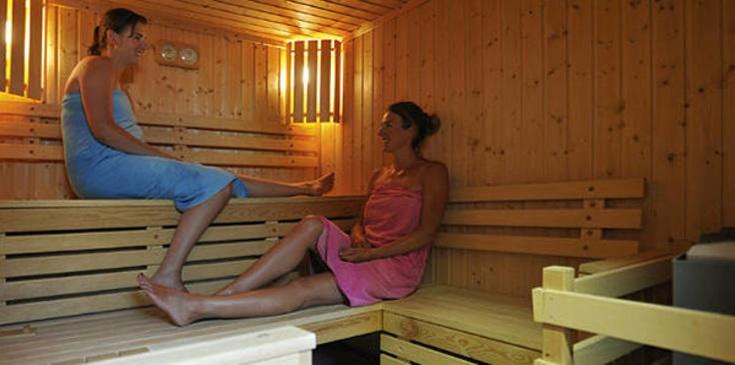 Sauna en hamman