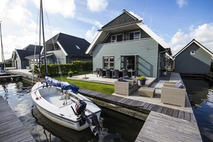 Goudplevier - luxe 6 persoons villa