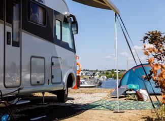 RCN Zeewolde | Camper Komfortstellplatz