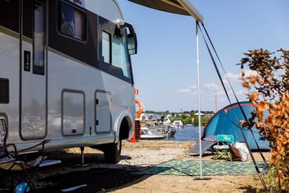 RCN Zeewolde   Camperplaats Buitendijks