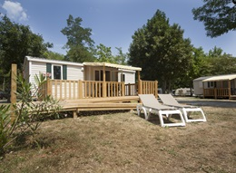 Wheelchair accessible mobile home Marronnier