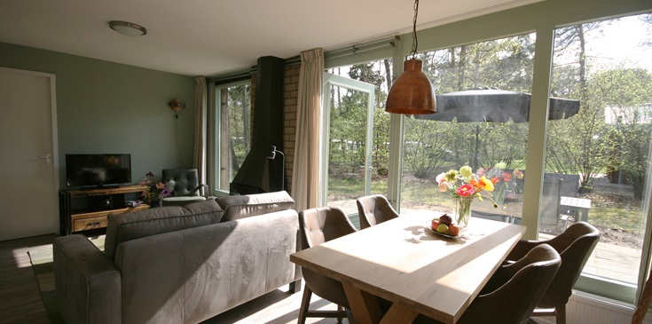 Rolstoeltoegankelijke bungalow