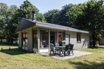 Bungalow Moersbergen - 6 persoons bungalow - G6