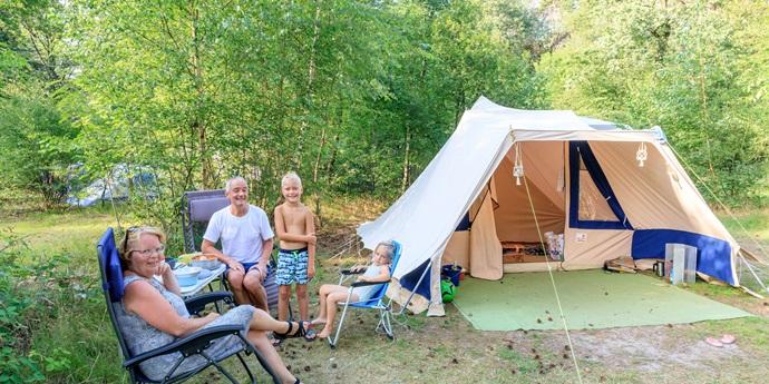 Last minute campings