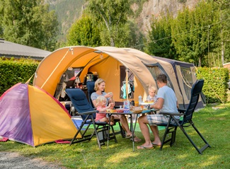 RCN Belledonne | Camping pitch