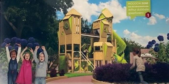 Nieuw speelpark