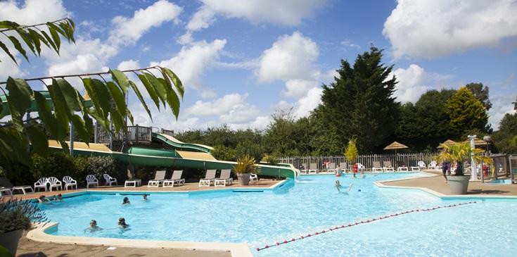 Vakantiepark in de Vendée