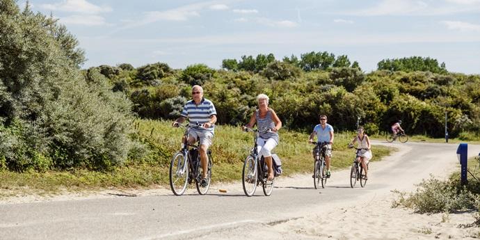 Radfahren in Zuid-Holland
