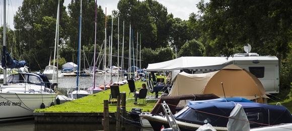 RCN de Potten | Kampeerhaven incl. ligplaats