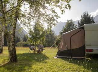 RCN Belledonne | Camping pitch XL