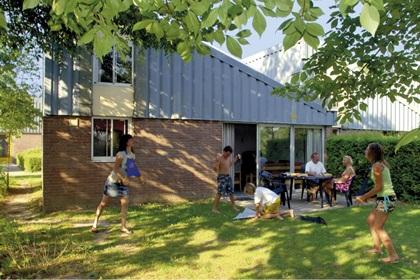 VM6 - 6 persoons bungalow met sauna RCN de Schotsman