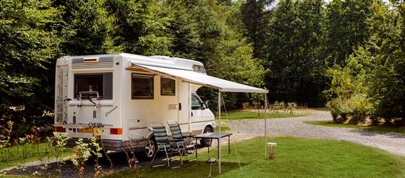 RCN de Jagerstee | Camper Pitch