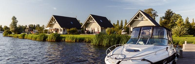 RCN de Potten | Holiday Park in Sneek | Friesland