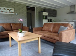 Rolstoeltoegankelijke bungalow de Dobbe - Max. 6 personen - 6A