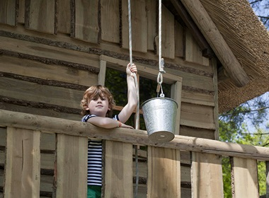 RCN de Schotsman | Komfortstellplatz mit Baumhütte