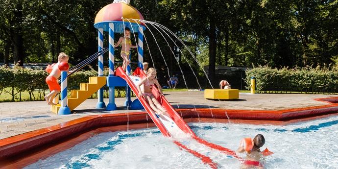 Campings met zwembad in Utrecht