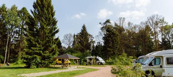 RCN de Roggeberg | Emplacement camping-car