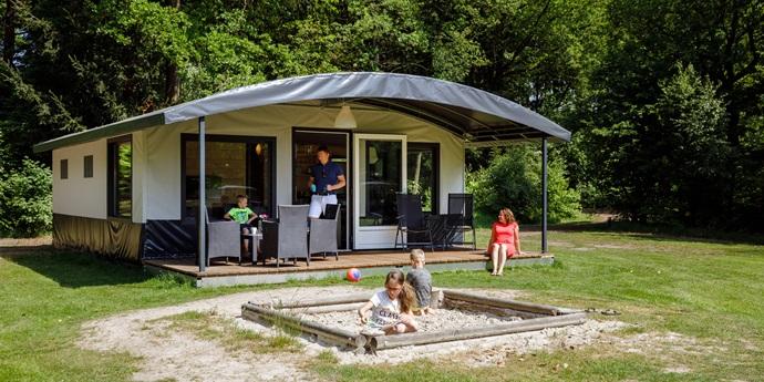 Nieuw: Tentvilla de Veldlodge