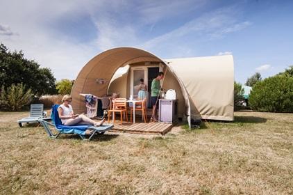 2-4 persoons moderne design accommodatie | RCN la Ferme du Latois